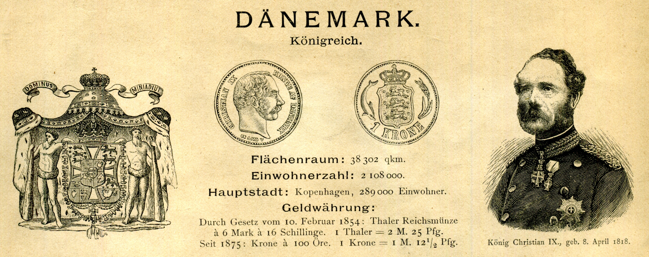 Ausriß aus H. Schwaneberger Internationales illustrirtes Briefmarken-Sammelbuch, 11. Auflage